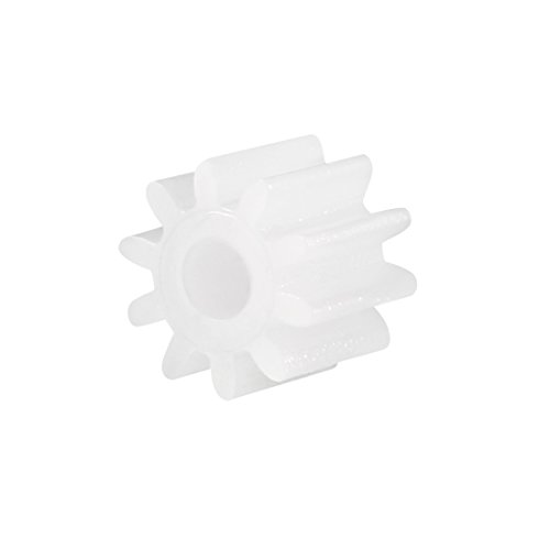 sourcingmap Plastic Gear DIY Reduction Worm Gears Model 102A for RC Car Robot Motor 50Pcs from Sourcingmap