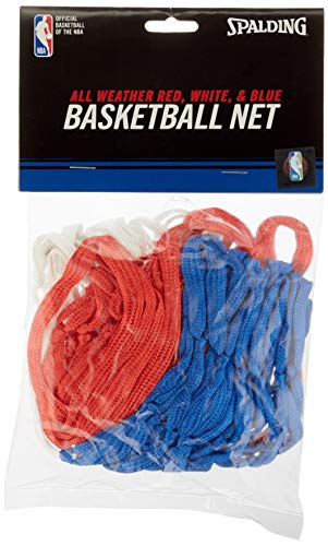 Spalding Basket Ball Net - Multicoloured from Spalding