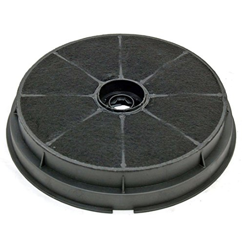 Spares2go Carbon Charcoal Vent Filter for CDA Cooker Extractor Hood from Spares2go