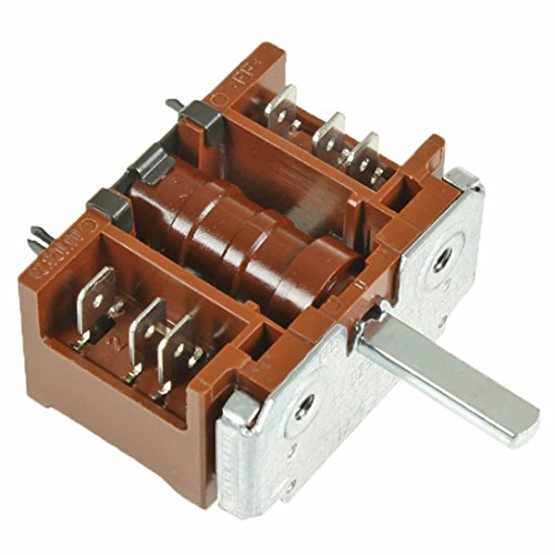 SPARES2GO Complete Selector Switch Unit for Indesit Oven Cooker from Spares2go