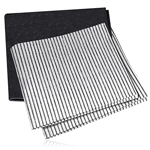 SPARES2GO Cooker Hood Carbon Grease Filter Kit for Neff Kitchen Extractor Fan Vent from Spares2go