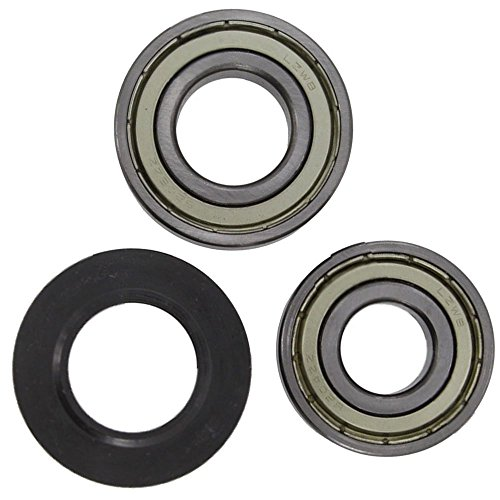 SPARES2GO Drum Bearing & Oil Seal Kit for Hoover Washing Machines (6205Z / 6204Z) from Spares2go