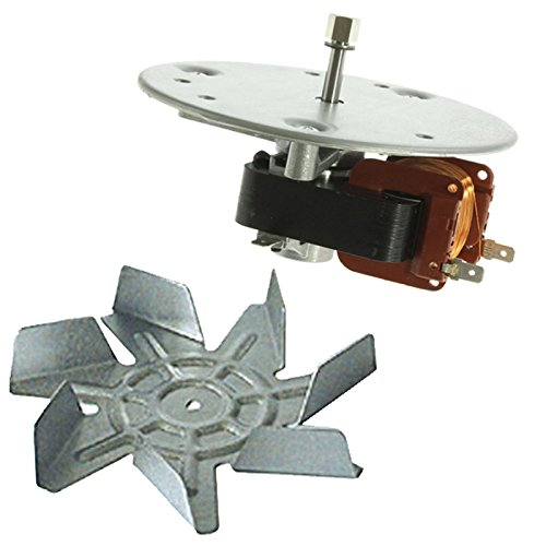 SPARES2GO Fan Blade and Motor Unit for Cannon Oven/Cooker from Spares2go
