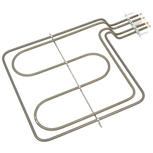 SPARES2GO Top Upper Dual Heater Heating Element for Amica Oven Cooker Grill (2900W) from Spares2go
