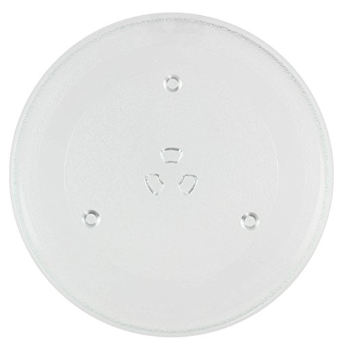 "Spares2go Glass Turntable Plate for Kenwood K23CM13 Microwave Oven (270mm /10.5"") from Spares2go"