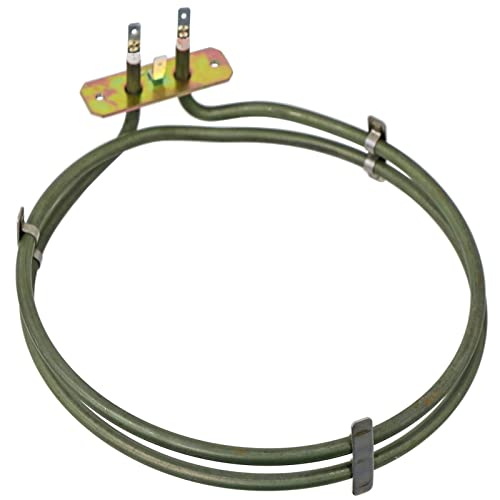 Spares2go Heater Element for Logik LFTC50A12 LFTC60A12 LFTC60W12 Fan Oven/Cooker (2100W) from Spares2go