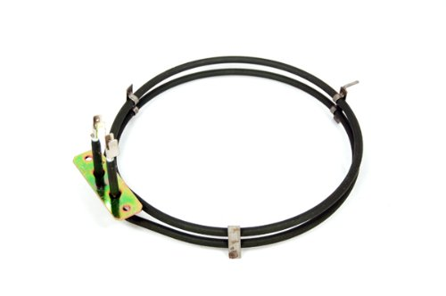 BLOMBERG DIPLOMAT HOMARK FAN OVEN COOKER ELEMENT - 2 TURN 2000W from Spares4appliances