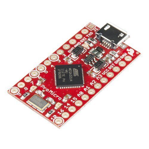 Pro Micro - 3.3V/8MHz Development Board from SparkFun