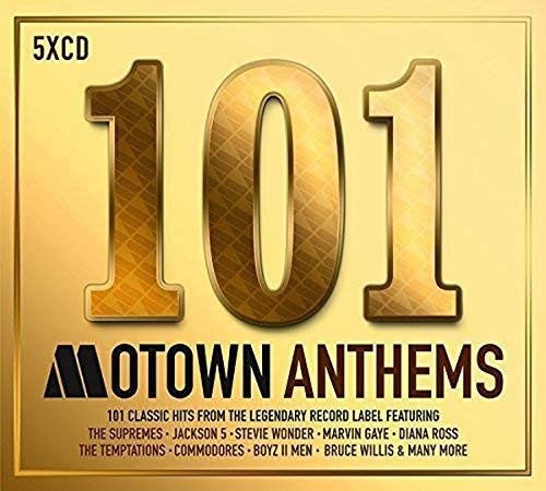 101 Motown Anthems from Spectrum Audio