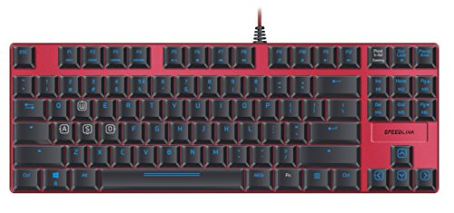 Speedlink Gaming Keyboard Illuminated Mechanical Gaming Keyboard from Speedlink