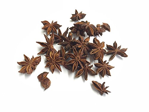 Premium Quality Whole Star Anise, Free P&P to the UK (100g) from Speedrange Ltd.