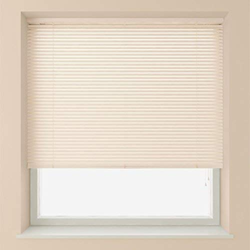 Speedy 25mm PVC Venetian Blind, Cream, W60 x D160cm from SPEEDY