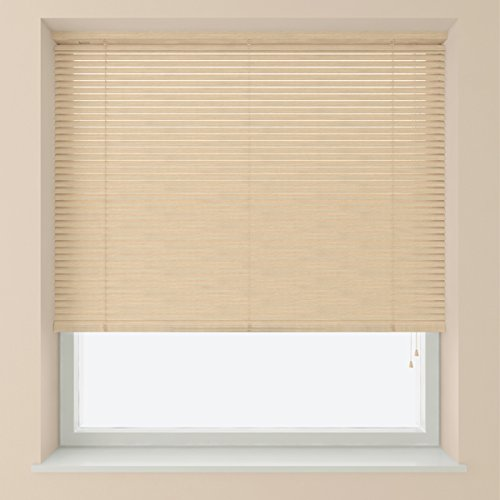 Speedy 25mm PVC Venetian Blind, Natural, W60 x D160cm from SPEEDY