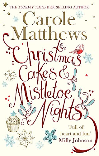 Christmas Cakes and Mistletoe Nights: 'Full of heart and fun' from Sphere