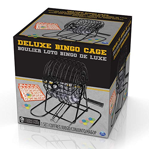 Spinmaster 6033152 Deluxe Bingo Cage and Balls from Spin Master