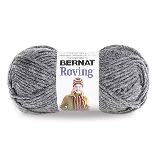 Bernat Roving, 80% Acrylic, 20% Wool, Putty, 100G 16110000032 from Bernat
