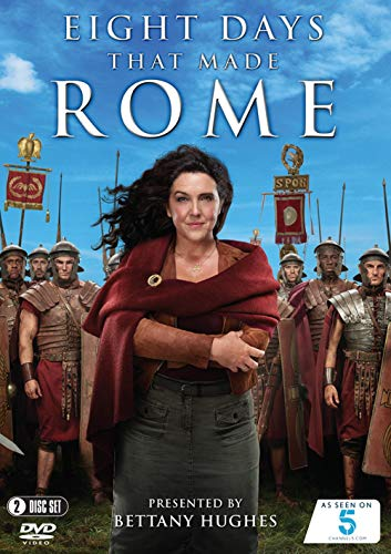 Eight Days That Made Rome (All 8 Episodes) - Bettany Hughes [DVD] from Spirit Entertainment Limited