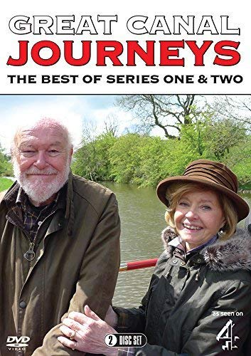 Great Canal Journeys: The Best of Series One & Two (Prunella Scales & Timothy West) [DVD] from Spirit Entertainment Limited