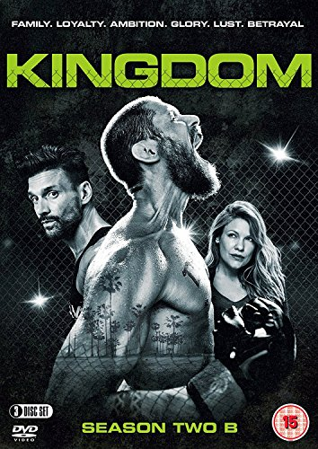 Kingdom: Season 2 B [DVD] from Spirit Entertainment Limited
