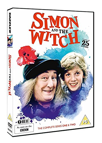 Simon and The Witch - Series One & Two (25 episodes) (BBC) [DVD] from Spirit Entertainment Limited
