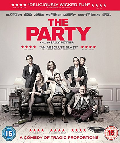 The Party [Blu-ray] from Spirit Entertainment Limited
