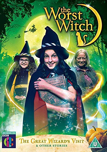 The Worst Witch: The Great Wizard's Visit And Other Stories [DVD] from Spirit Entertainment Limited