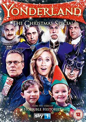 Yonderland: The Christmas Special [DVD] from Spirit Entertainment Limited