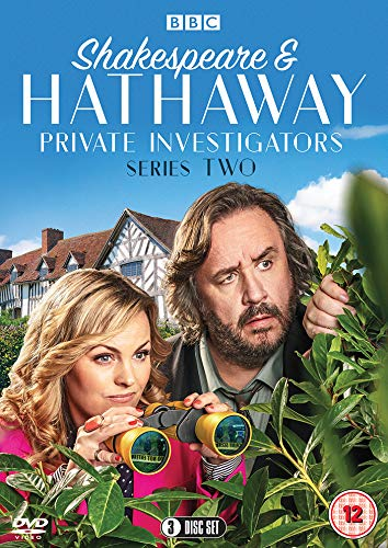 Shakespeare & Hathaway: Private Investigators - Series 2 [BBC] [DVD] from Spirit Entertainment