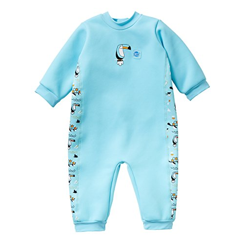 Splash About Kids' Warm in One Wetsuit, Noah's Ark, X- Large ,12-24 Months from Splash About