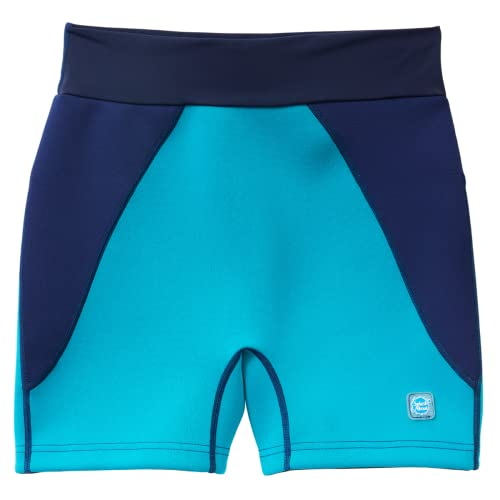 Splash About Men's's Jammers Swimming Shorts, Navy/Jade, X Small/Size 56-68 from Splash About