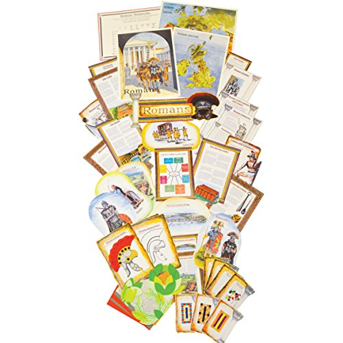 Roman Empire History Display Pack from Springboard