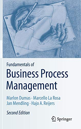 Fundamentals of Business Process Management from Springer