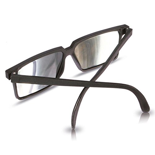 Spy sunglasses with side mirrors to see behind from Spy Glasses