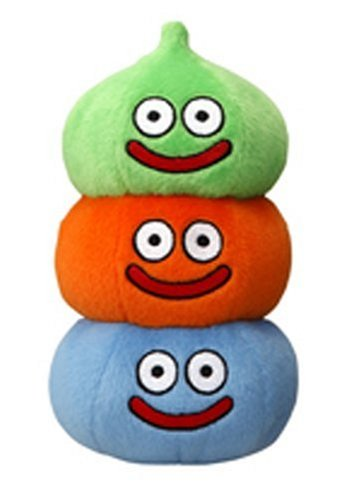 Dragon Quest - Smile Slime Plushie [Slime Tower S] from Square Enix