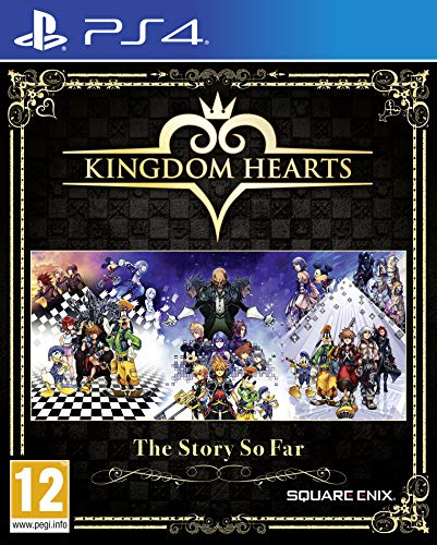 Kingdom Hearts: The Story so far (PS4) from Square Enix