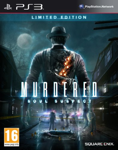 Murdered: Soul Suspect Limited Edition (PS3) from Square Enix