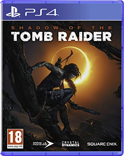 Shadow of the Tomb Raider (PS4) from Square Enix