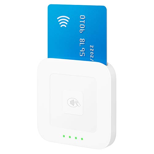 Square Card Reader - Accept Contactless and Chip & PIN, Apple Pay and Google Pay from Square