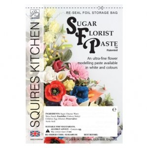 Squires Kitchen Sugar Florist Paste SFP - MARIGOLD 100g from Squires Kitchen