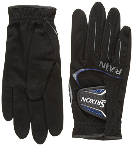 Srixon S0081697 - Golf Glove Color: Black Size: S from Srixon