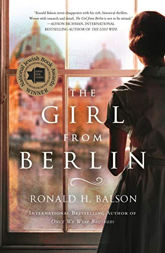 Girl from Berlin, The: A Novel: 5 (Liam Taggart and Catherine Lockhart) from St. Martin's Press