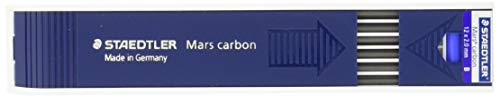 Staedtler Mars Carbon B Plastic Lead (Pack of 12) from STAEDTLER