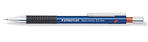 Staedtler Mars Micro 775-05 Mechanical Pencil 0.5mm (Pack of 10) from STAEDTLER