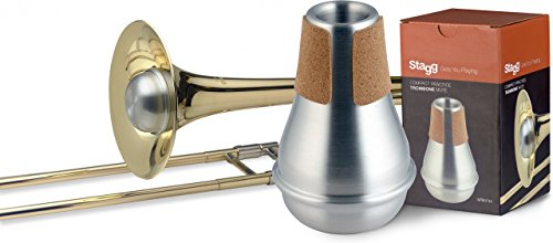Compact Practice Mute for Trumpet from Stagg