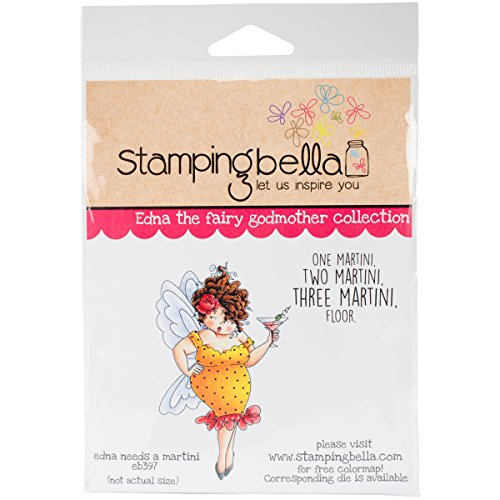 Stamping Bella EB397 Cling Stamp, Multi-Colour, 6.5 x 4.5-Inch from Stamping Bella