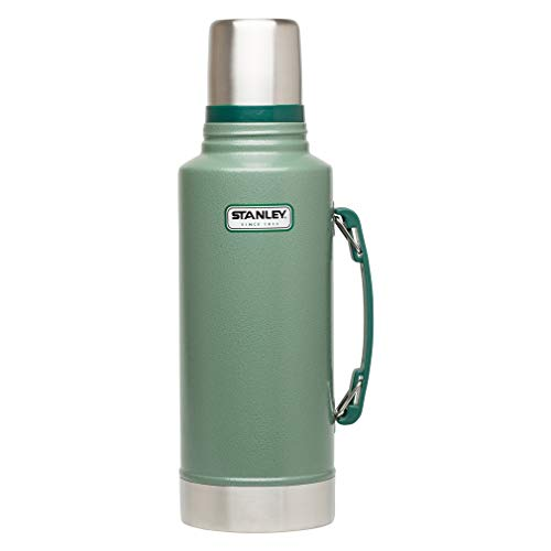Stanley Classic Bottle 1900ml green/silver 2018 camping bottle from STANLEY