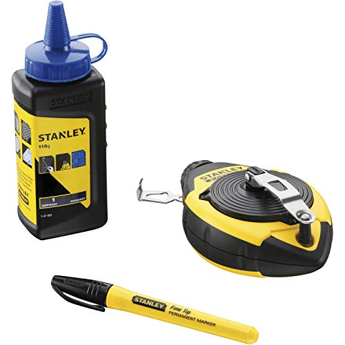Stanley 333350-STX Fat Max Chalk Line set 0-47-681 from Stanley