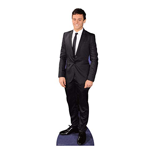 STAR CUTOUTS Cut Out of Tom Daley from STAR CUTOUTS