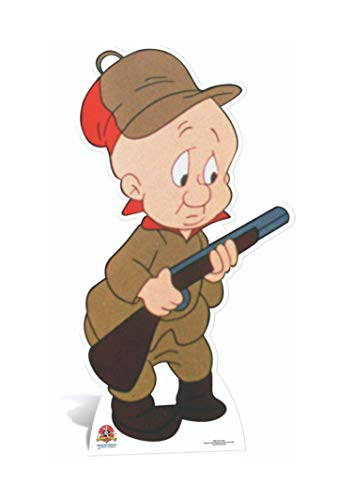 "Star Cutouts SC691 ""Elmer Fudd Looney Tunes"" Cardboard Cut out from Star Cutouts Ltd"