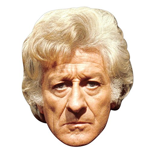 "Star Cutouts SM121 ""Jon Pertwee Who The Third Doctor"" Mask from Star Cutouts Ltd"